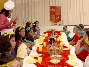 ECF Castelos e coroas – Salão de Banquetes 2016