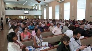 1º Concílio de pastores, anciãos e jovens