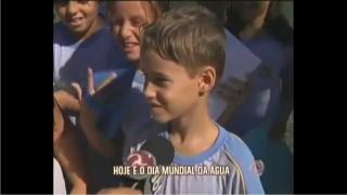 TV Alterosa/SBT – Dia Mundial da Água
