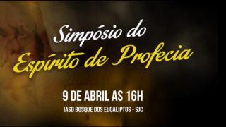 Simpósio do Espírito de Profecia APV 2016