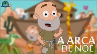 O que é que tem na arca de Noé?