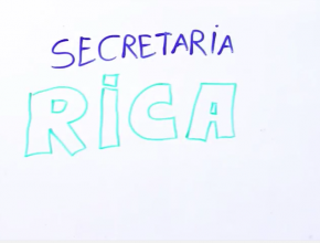 Promocional/Secretaria – Projeto RICA 2016