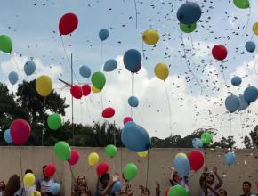 Balões de Esperança