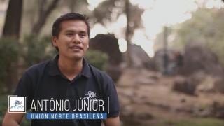 Testemunho Um Ano em Missão 2016 –  Antônio Junior
