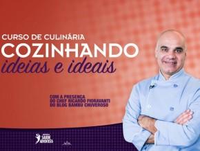 Curso de Culinária: Cozinhando ideias e ideais