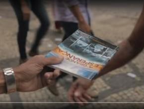 Testemunho Livro Missionário