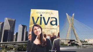 #SELFIEDOLIVRO #ESPERANÇAVIVA