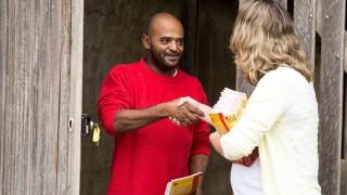 Funcionários da AMS realizam Impacto Esperança em Chácara-MG