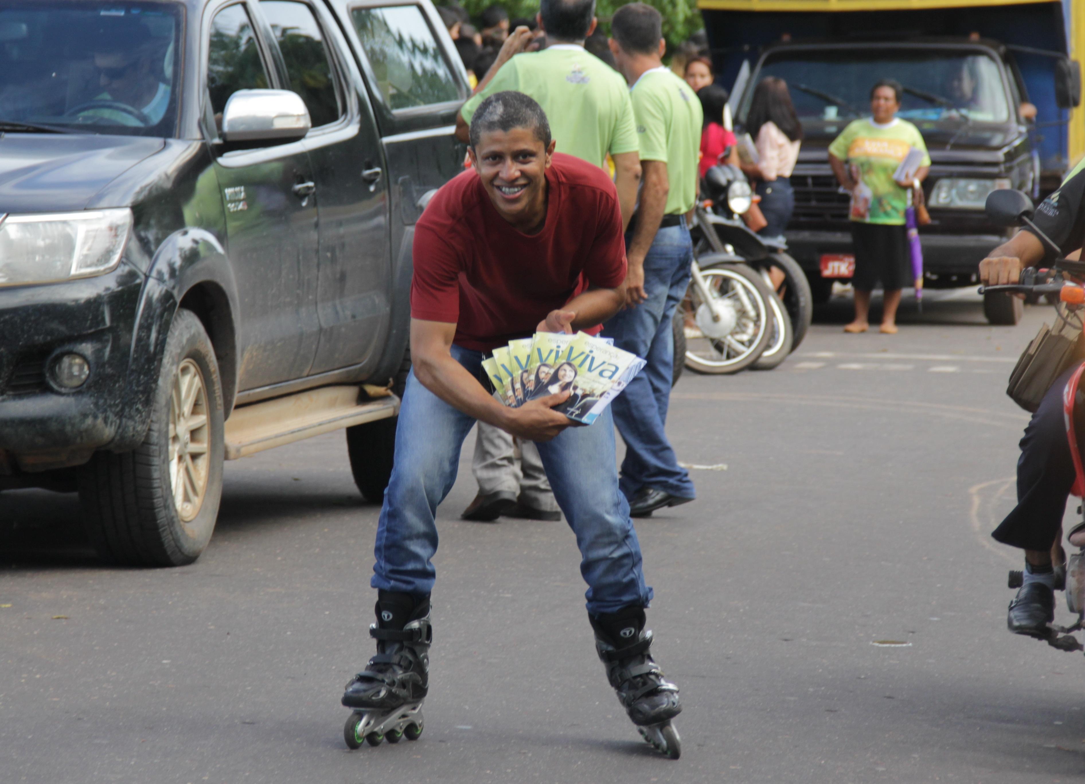 Impacto Esperança: 1,5 milhão de livros distribuídos no Norte do Brasil