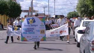 Inauguração da TV Novo Tempo em Heliópolis – BA e região