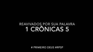 1 Crônicas 5 – Reavivados por sua Palabra #RPSP