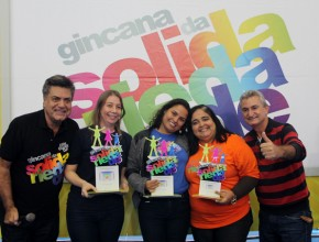 Gincana da Solidariedade – TV Vanguarda