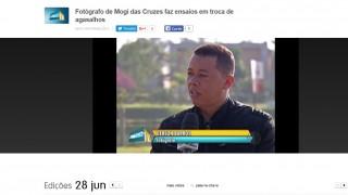 Fotógrafo Solidário de Mogi das Cruzes – TV Diário