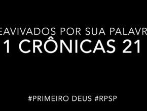 1 Crônicas 21 – Reavivados por sua Palabra #RPSP