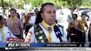 ASES NEWS EP 87 – Desbravadores no Revezamento da Tocha Olímpica em Vila Velha – ES
