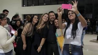 Reportagem Vígilia Jovem 2016