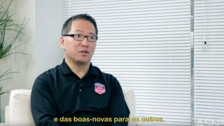Ministério de Universitários – Jiwan Moon