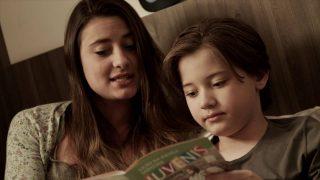 Clipe Projeto maná infantil 2016 – Não deixe de estudar a lição