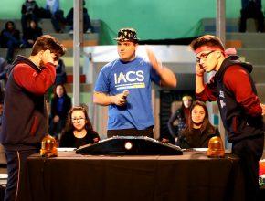 Competição celebra Dia do Estudante no Iacs