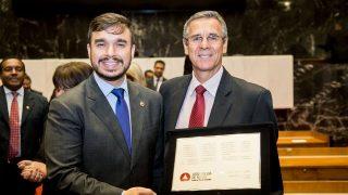Reportagem/Novo Tempo: Homenagem ALMG ao Impacto Esperança