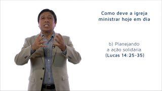 Lição 9: Jesus ministrava às necessidades das pessoas – Esboço da lição 3º/tri/2016