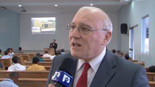 Líderes de igrejas locais participam de encontro de capacitação – ABaC