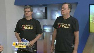 Quebrando o Silêncio – Tribuna da Massa – Londrina (19/08/2016)