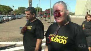 Quebrando o Silêncio – Paraná TV 1ª edição (27/08/2016)