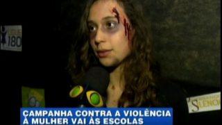 TV Band – Túnel sobre a violência doméstica