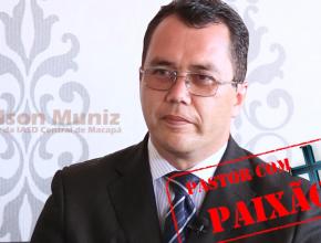 Pastor Com + Paixão