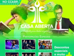 CASA ABERTA 2016 CURITIBA