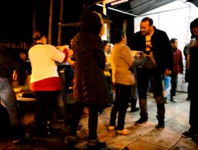 Voluntários de Rio Grande levam esperança a pessoas carentes