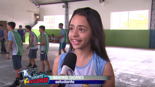 Record destaca participação do Colégio Adventista de Campos em jogos estudantis