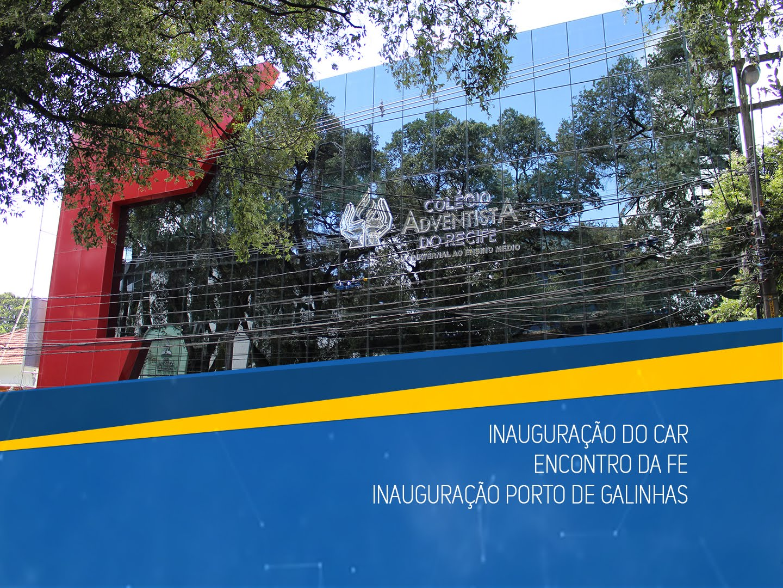 Confira os últimos eventos da Associação Pernambucana
