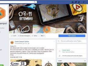 Reportagem/TV Novo Tempo: Campori Online
