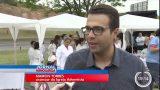 Romeiros com destino a Aparecida encontram ajuda de evangélicos na Dutra – TV Vanguarda