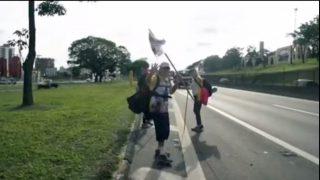 Adventistas auxiliam romeiros que seguiam para Aparecida – Revista NT