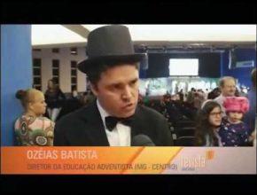 Reportagem/TV Novo Tempo: 50 anos Colégio Adventista de BH