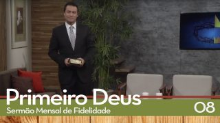 Sermão Mensal de Fidelidade: 08 Felicidade na Fidelidade   Pr. Odailson Fonseca