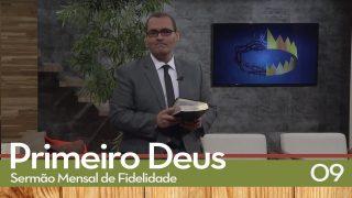 Sermão Mensal de Fidelidade: 09 O Mesmo Sentimento de Cristo | Pr. Jorge Rampogna