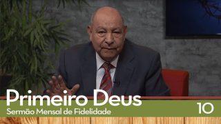 Sermão Mensal de Fidelidade: 10 Lágrimas de Crocodilo   Pr. Alejandre Bullon