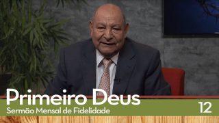 Sermão Mensal de Fidelidade: 12 Volte antes que seja tarde   Pr. Alejandro Bullon