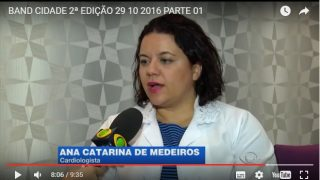Médica adventista fala sobre o AVC – TV Band Vale