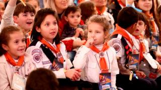 Acampamento reforça valores para a vida de 850 crianças no RS