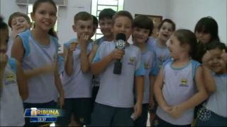 Crianças doam cabelo para vítimas do câncer (SBT)