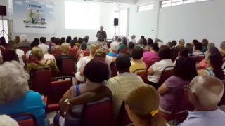 Ministério desenvolve trabalho com idosos