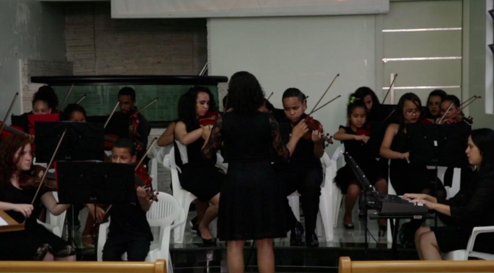 Projeto promove Inclusão Social Musical