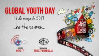 Global Youth Day 2017 – Dia Mundial do Jovem Adventista 2017