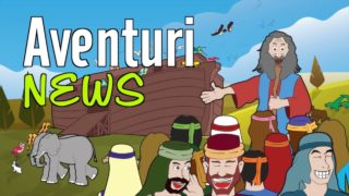 Aventuri News – Domingo