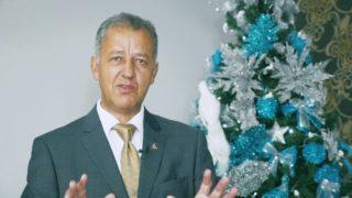 Mensagem final de ano pastor Aurelino Ferreira